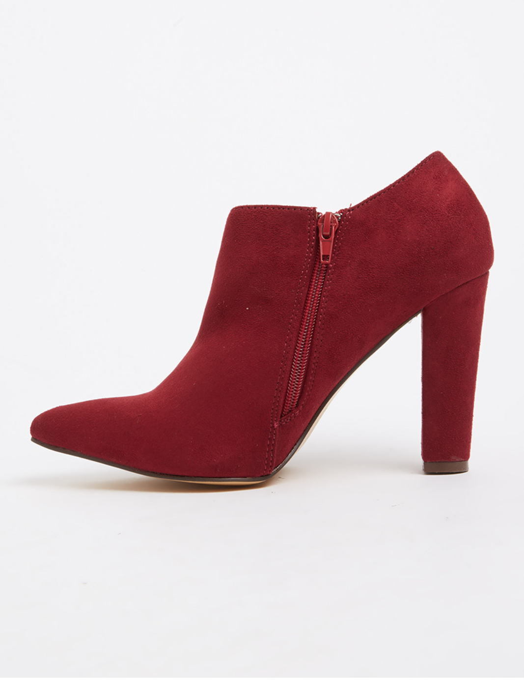 Sissy Boy - Block Heel Ankle Boot