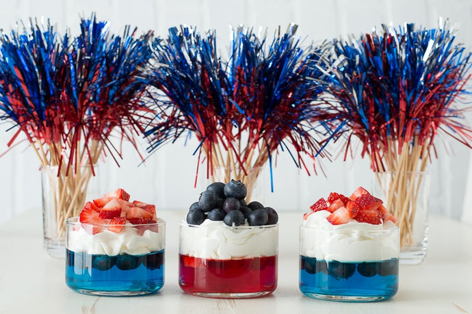 4th of July Treats for Everyone!