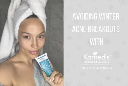Winter Acne Breakouts