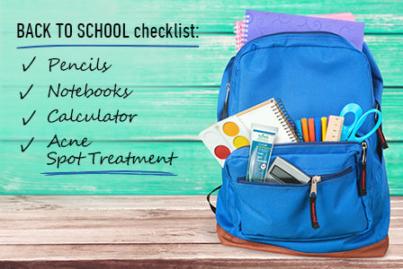 Back to School without Acne