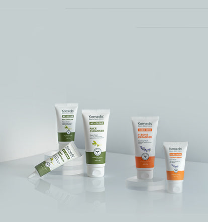 Kamedis Kits - It Pays Off to Have a Healthy Skin!