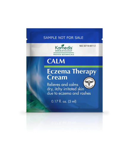 eczema atopic dermatitis treatment cream sample