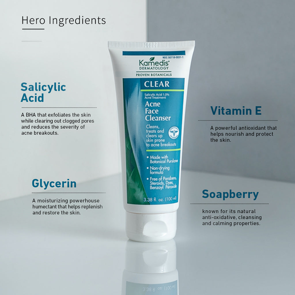 Acne Face Cleanser