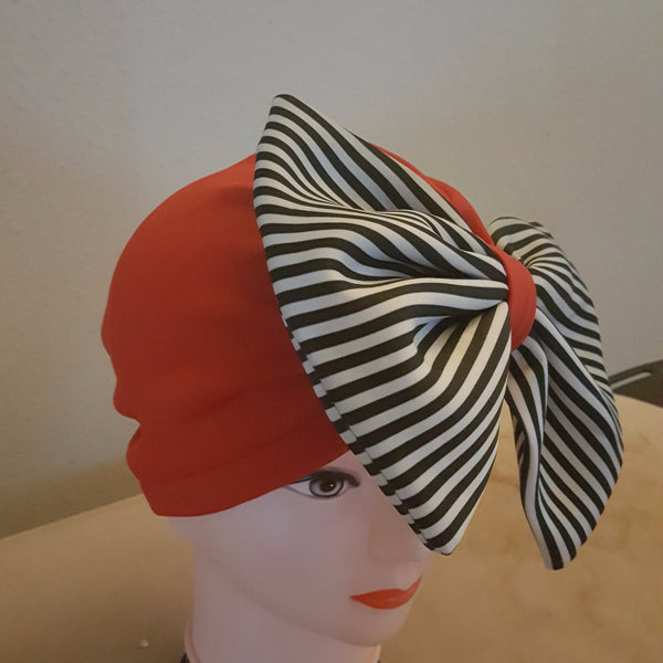Red Turban - Express Gele