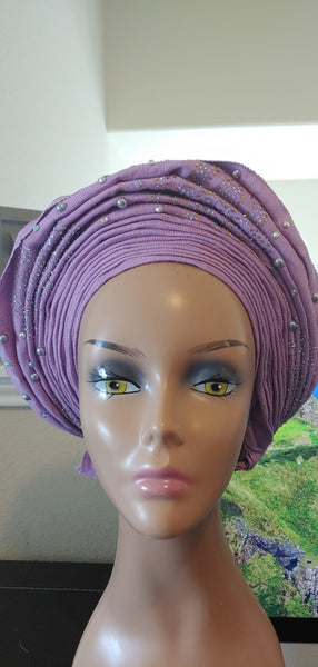 Autogele | Ready to Tie Head-wrap | Express Gele - Express Gele
