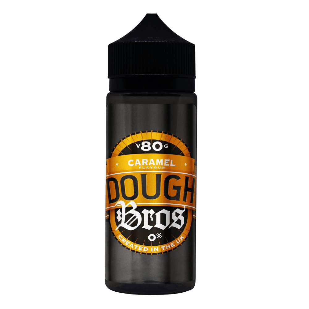 Dough Bros - Caramel 100ml Shortfill