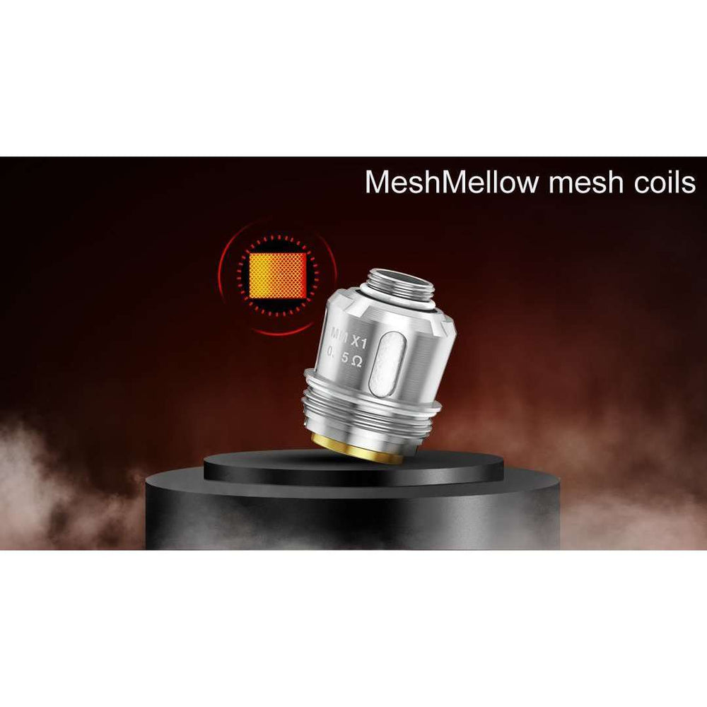 Meshmellow Coil for Alpha tank 3pcs/pack