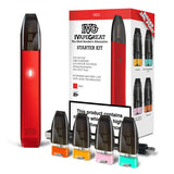 IVG Pod Starter Kit - Includes 4 Pods#