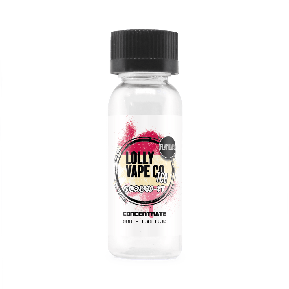 Lolly Vape Co - Screw it ICE 30ml Concentrate by FLVRHAUS