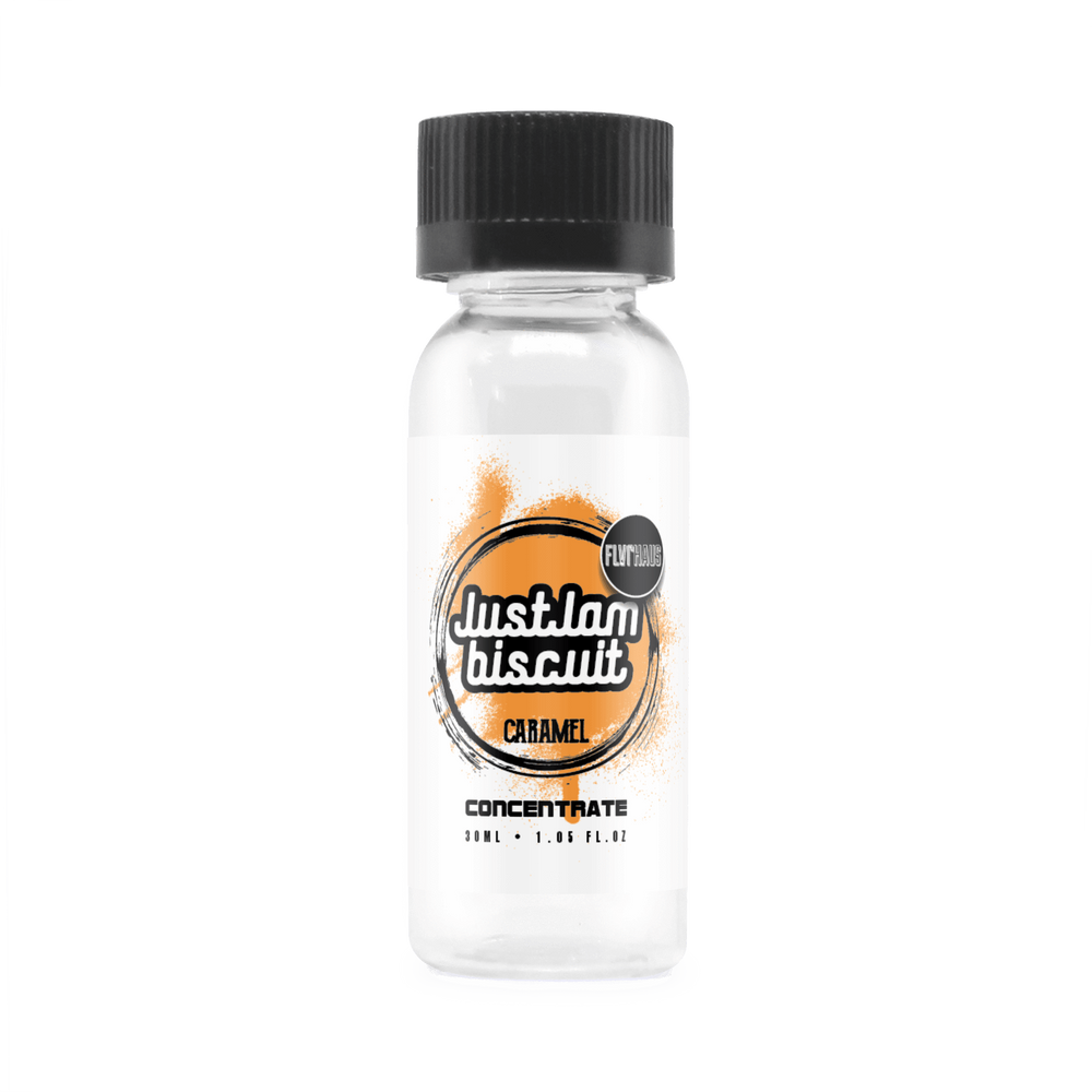 Just Jam Biscuit: Caramel Concentrate 30ml