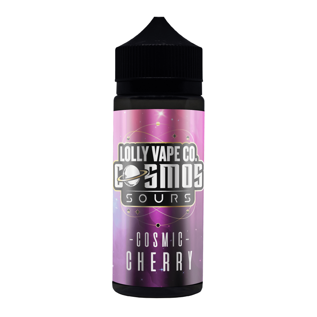 Lolly Vape Co. Cosmos Sours - Cosmic Cherry 100ml