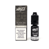 Nasty Juice - Silver Blend - Nic Salts