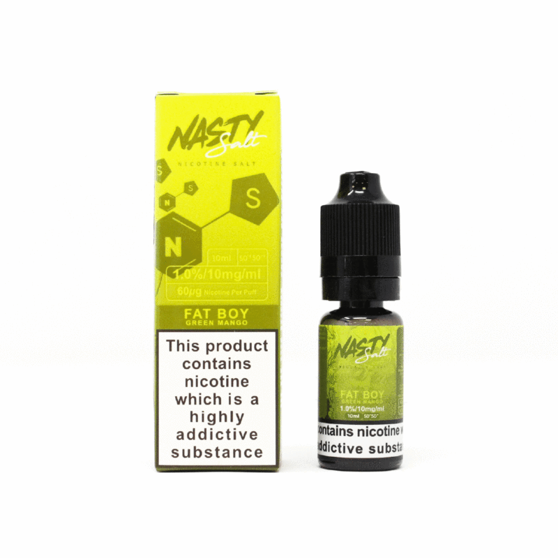 Nasty Juice - Fat Boy - Nic Salts
