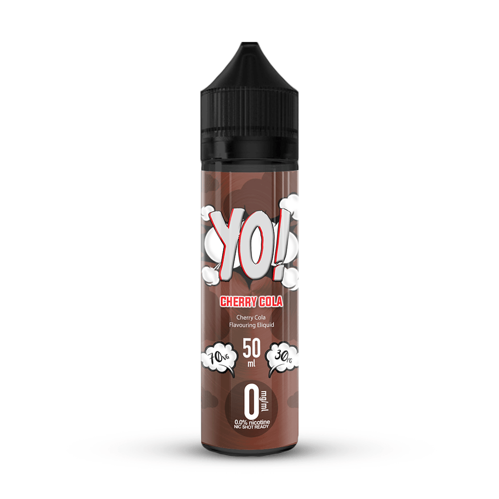 Yo! - Cherry Cola 50ml