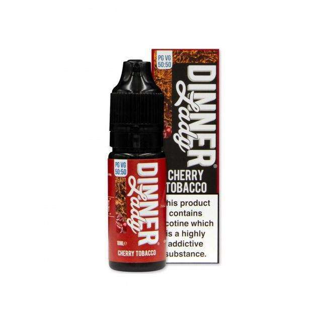 Dinner Lady Cherry Tobacco 10ml