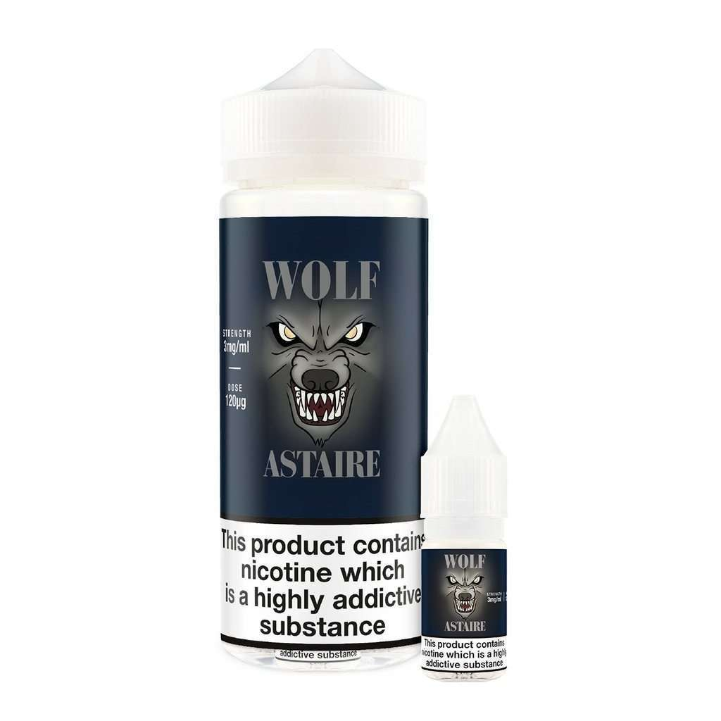 Cloud Chasers - Blue Wolf 60ml Multipack