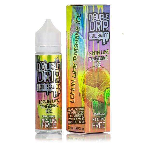 Lemon Lime Tangerine ICE by Double Drip 50ml