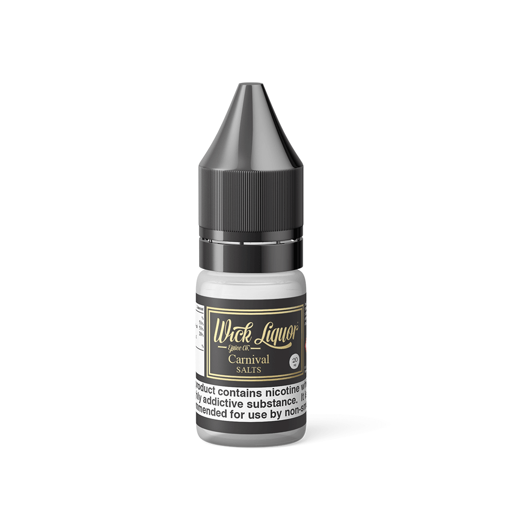Wick Liquor - Carnival Salt 10ml