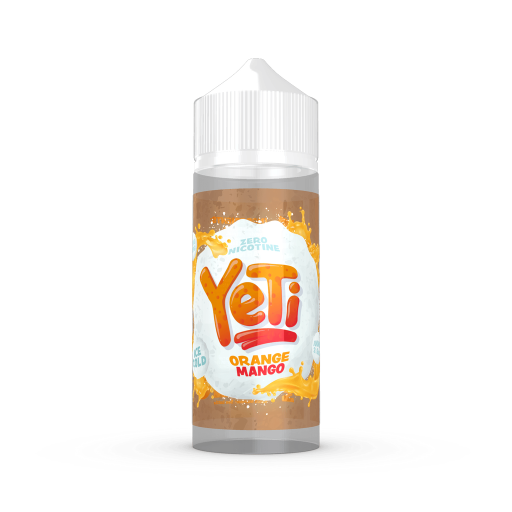Yeti - Orange Mango ICE 100ml