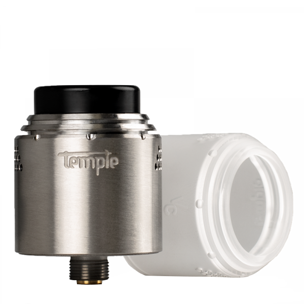 Temple 25mm RDA 2020 Edition By Vaperz Cloud