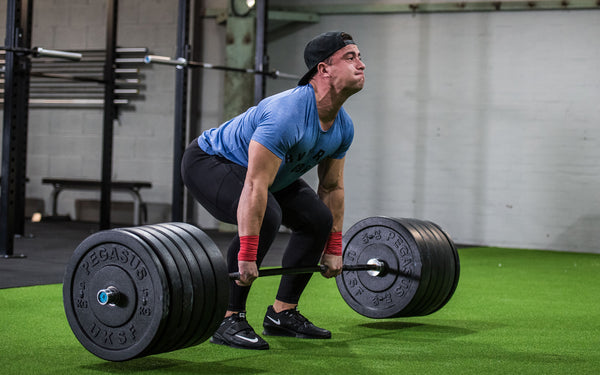 Improve Your Olympic Weightlifting | The Snatch First Pull