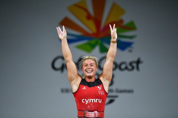 Tayla Howe and Jordan Sakkas - Commonwealth Games 2018 Results
