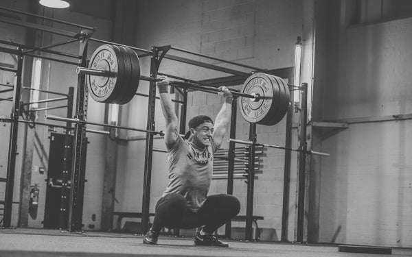 Improve Your Olympic Weightlifting | The Snatch Set Up
