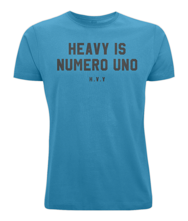 Numero Uno T-Shirt - Heavy Rep Gear