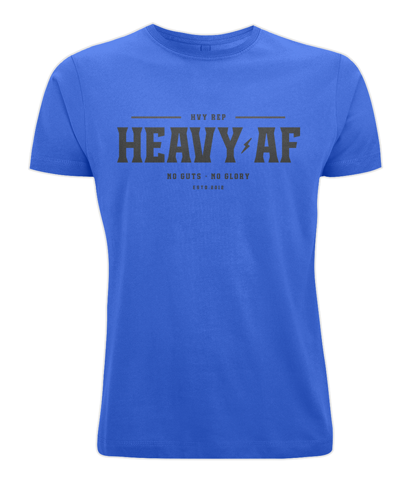 Heavy AF No Glory T-Shirt - Heavy Rep Gear