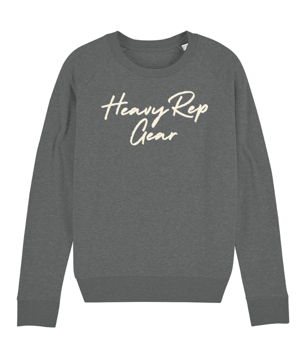 Women's Throwback Sweatshirt - Heavy Rep Gear