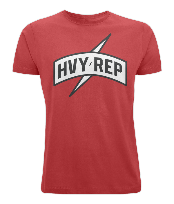 Lightning HVY T-Shirt - Heavy Rep Gear