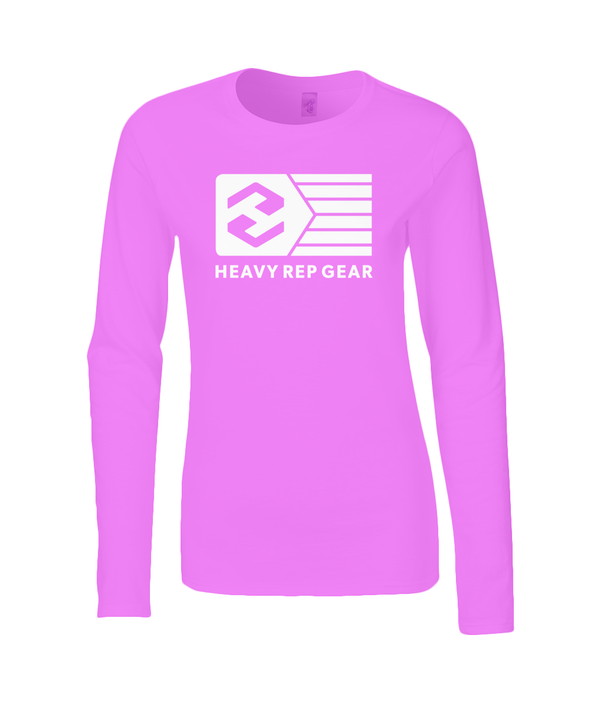 Women's Patriot Long Sleeve - Heavy Rep Gear