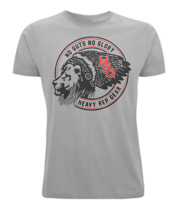 HRG Lion's T-Shirt - Heavy Rep Gear