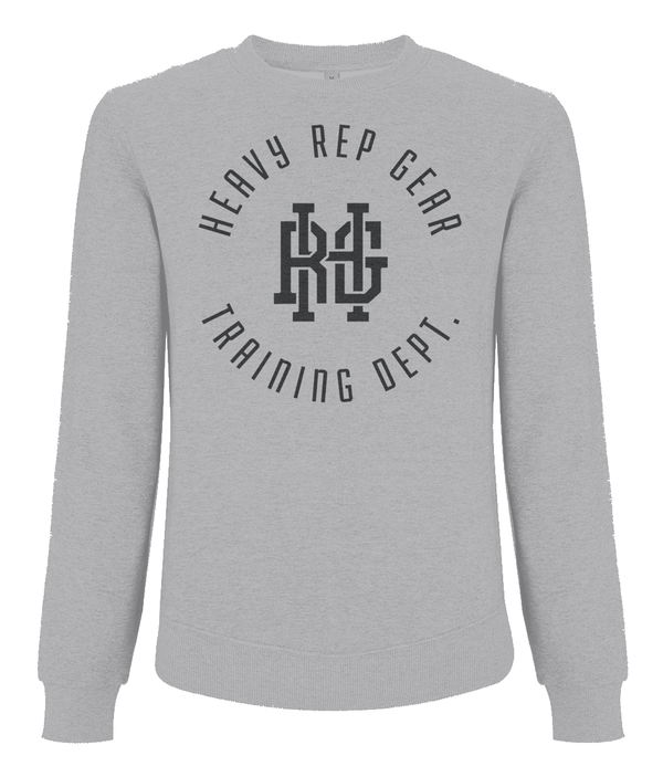 Training Dept Sweatshirt - Heavy Rep Gear