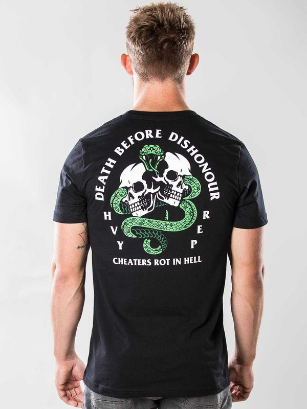 Death Before Dishonour - Heavy Rep Gear