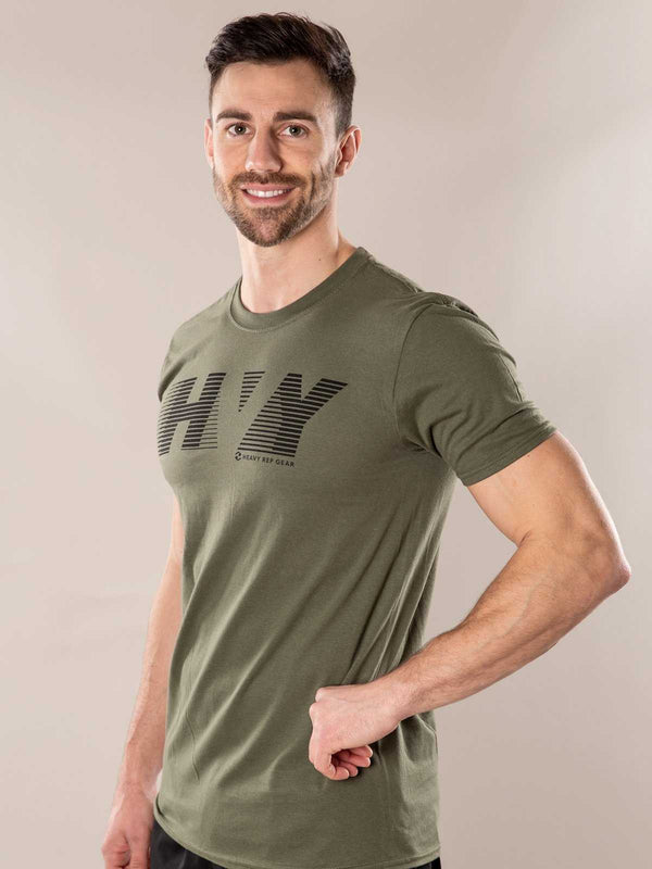 HVY T-Shirt - Heavy Rep Gear