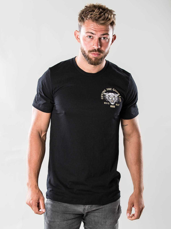 Good Life T-Shirt - Heavy Rep Gear