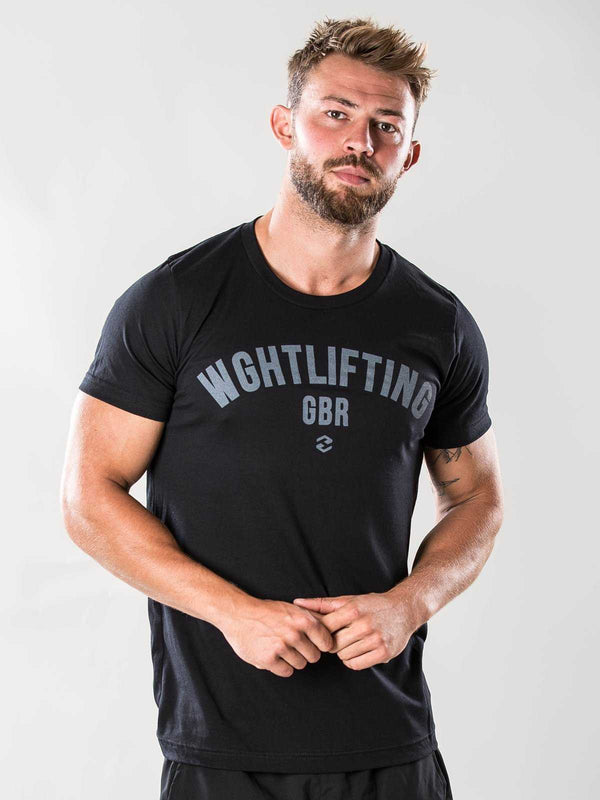 Weightlifter T-Shirt - Heavy Rep Gear