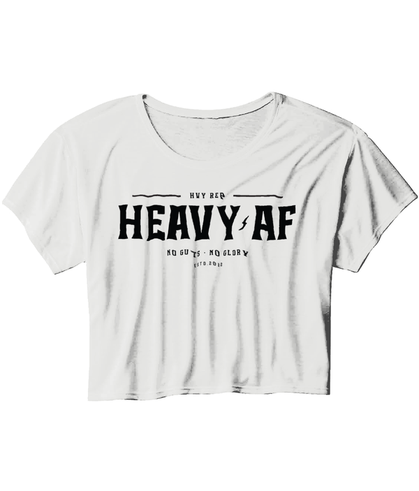 Women's Heavy AF Flowy T-Shirt - Heavy Rep Gear