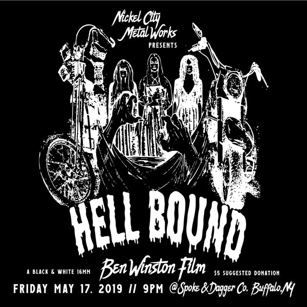 Buffalo Screening of Hell Bound: film by Ben Winston