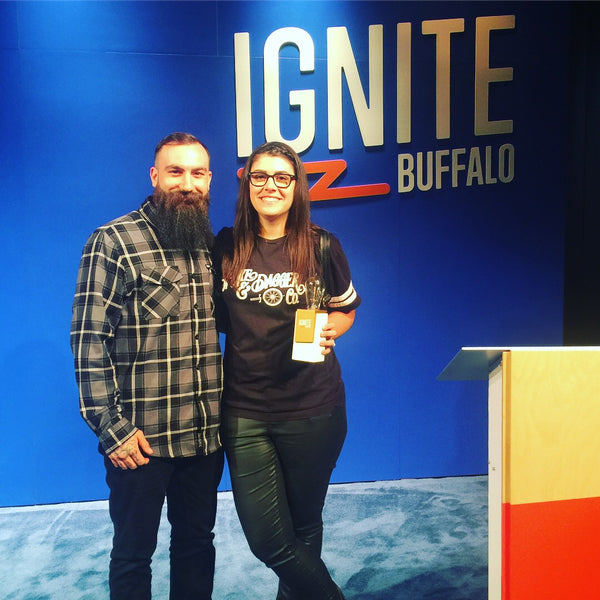 We Won $25,000 with Ignite Buffalo!