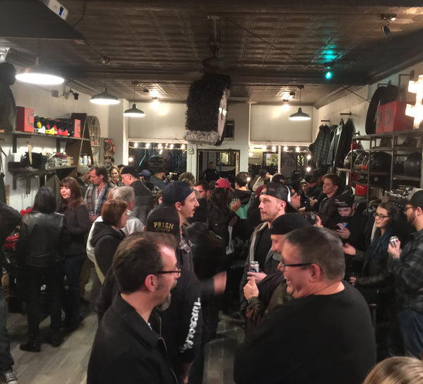 1 Year Anniversary Party Recap
