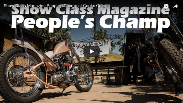 Biltwell's video recap of Show Class People's Champ