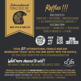 PAST EVENT: International Female Ride Day Workshop