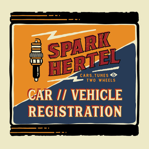 Spark Hertel CAR Registration