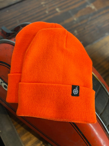 S&D Co. Icon Beanie - Orange