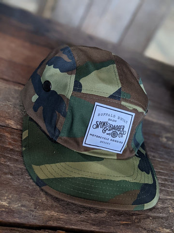 S&D Co. Street Hat - Camo Goodies