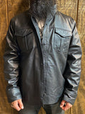 Motz Leather Shirt