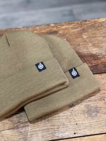 S&D Co. Icon Beanie - Brown