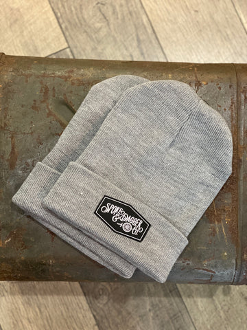 S&D Co. Hex Beanie - Gray